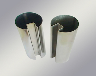 Grooved/Slotted tube