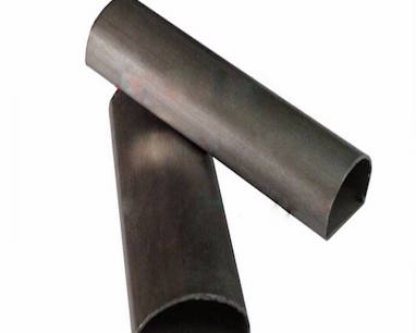 Arched shaped tube