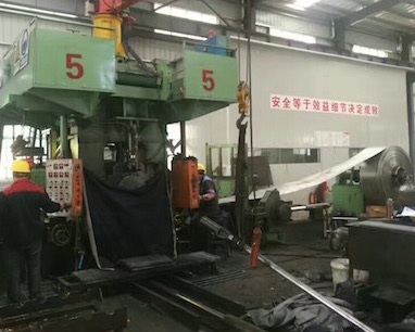 Cold Rolling Factory