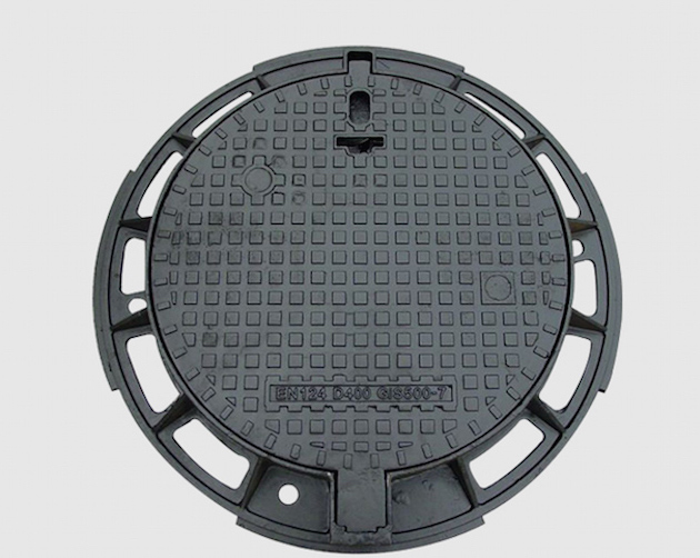 Lockable Manhole-Sewer hole cover