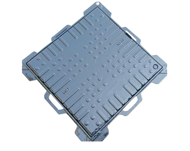 C250 Manhole Cover with ductile iron