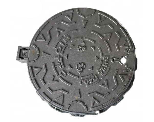 D400 Manhole Cover with ductile iron