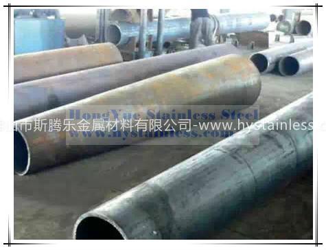 Steel taper pipe